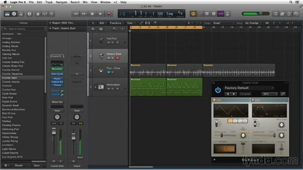 Exploring Chord Trigger and Modulator: New Ways to Create Music with Logic Pro X