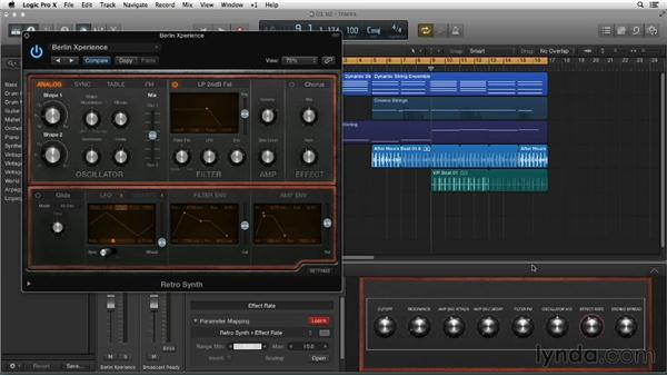 Designing your Smart Controls: New Ways to Create Music with Logic Pro X