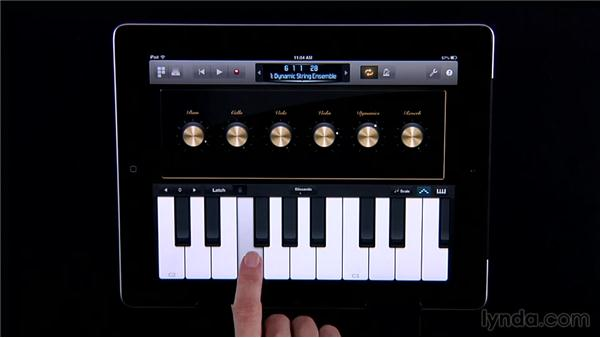 Using the Logic Remote Keyboard Touch Instrument and Smart Controls: New Ways to Create Music with Logic Pro X