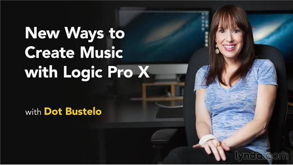 Next steps: New Ways to Create Music with Logic Pro X