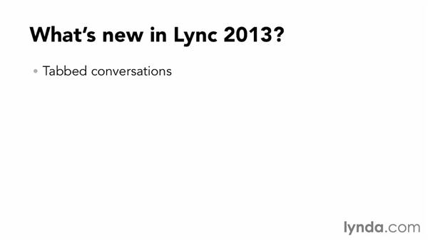 What's new in Lync Online?: Up and Running with Lync Online