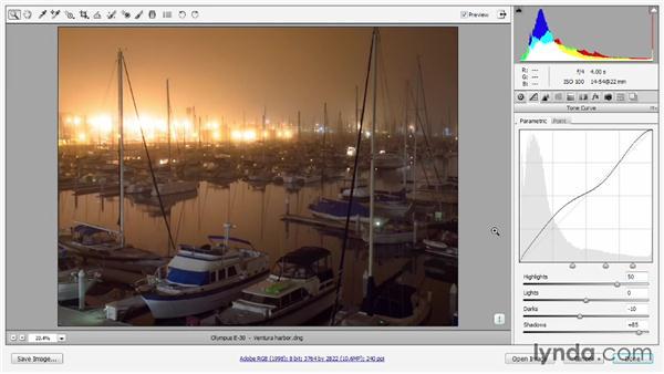 Tone curves (and why you don't need them): Photoshop CC 2013 One-on-One: Advanced