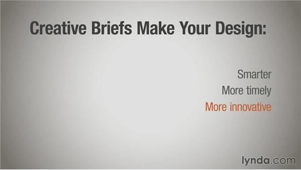 What is a creative brief?: Running a Design Business: Creative Briefs