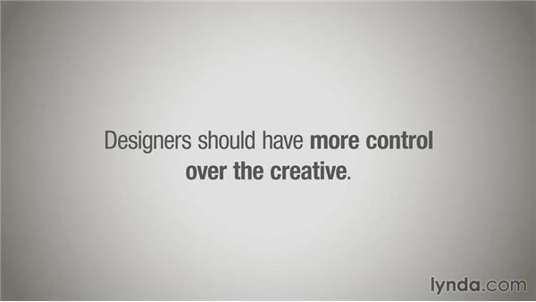 Client control and designer freedom: Running a Design Business: Creative Briefs