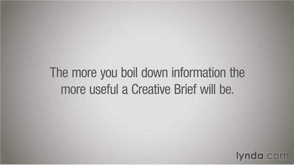 Who should write a creative brief?: Running a Design Business: Creative Briefs
