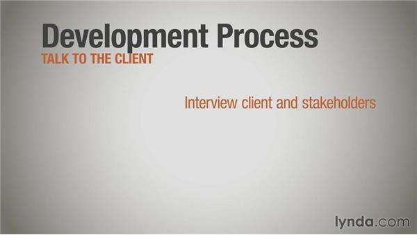 Creative brief development process: Part one: Running a Design Business: Creative Briefs