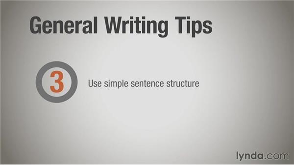 General writing tips: Running a Design Business: Creative Briefs
