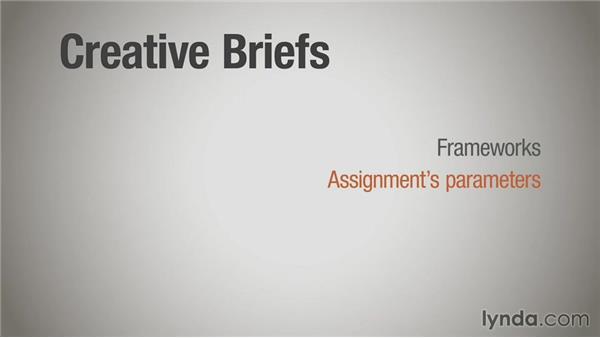 Next steps: Running a Design Business: Creative Briefs