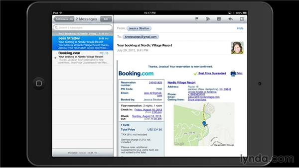 Use the TripIt service to manage all your trips: Setting Up Your Mobile Office to Work from Anywhere