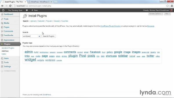 Installing and activating WordPress SEO by Yoast: WordPress Plugins: SEO