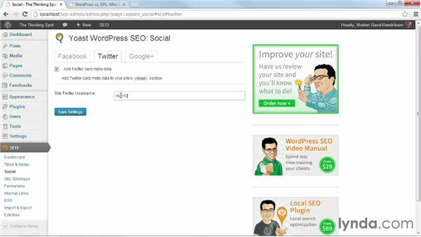 Overview and basic setup: WordPress Plugins: SEO