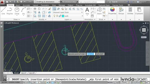 Leveraging blocks: AutoCAD 2014 Essentials: 05 Working with References