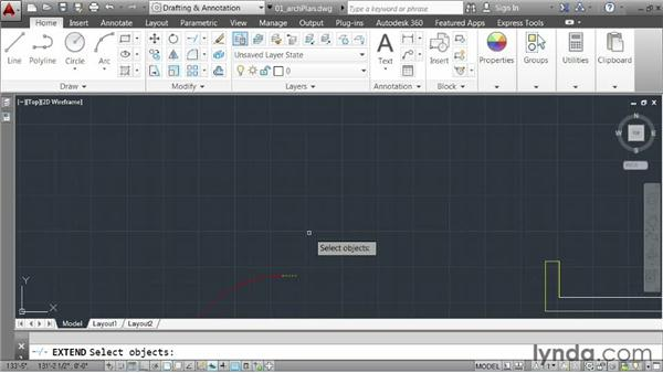 Understanding external references: AutoCAD 2014 Essentials: 05 Working with References