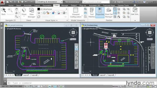 Intro: Working with references: AutoCAD 2014 Essentials: 05 Working with References