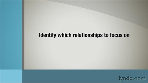 Next steps: Building Business Relationships