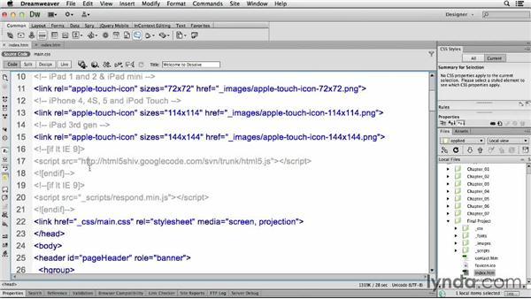 Supporting older versions of Internet Explorer: Applied Responsive Design