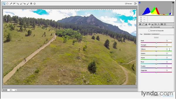 254 Merging frames for the best possible UAV photo: Deke's Techniques