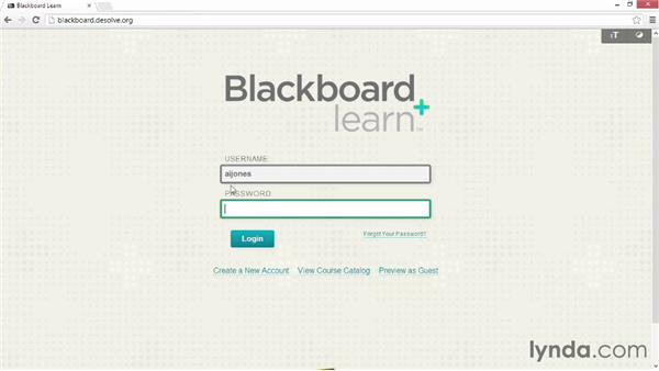 Exploring how students view course grades: Blackboard Essential Training