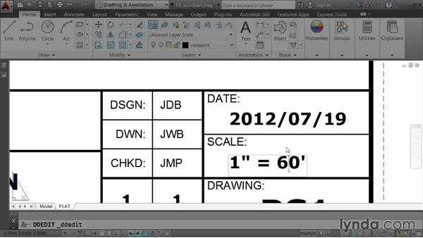 Welcome: AutoCAD 2014 Essentials: 06 Sharing Drawings with Others