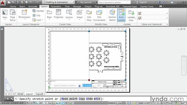 Creating A Layout Part Three Cutting Viewports