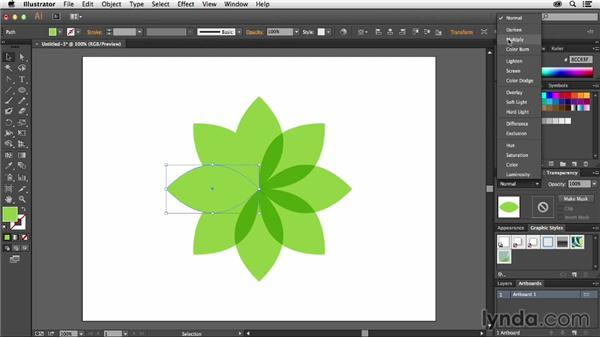 Creating your own symbols: Using Symbols in Illustrator
