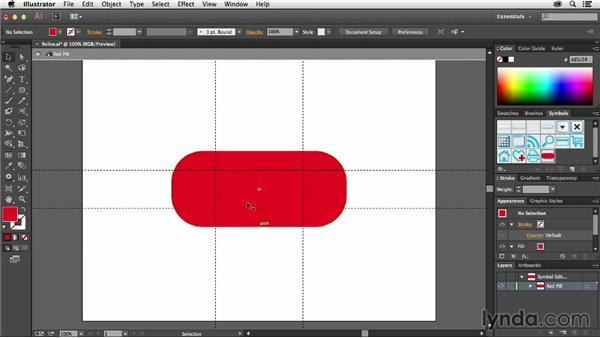 9-slice scaling explained: Using Symbols in Illustrator