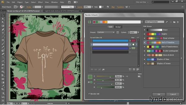 Welcome to One-on-One: Illustrator CC 2013 One-on-One: Advanced