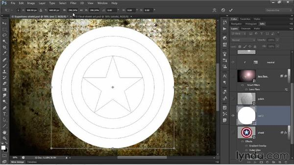 Converting Illustrator paths to shape layers: Illustrator CC 2013 One-on-One: Advanced