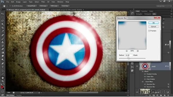 Completing a work of photorealistic art: Illustrator CC 2013 One-on-One: Advanced