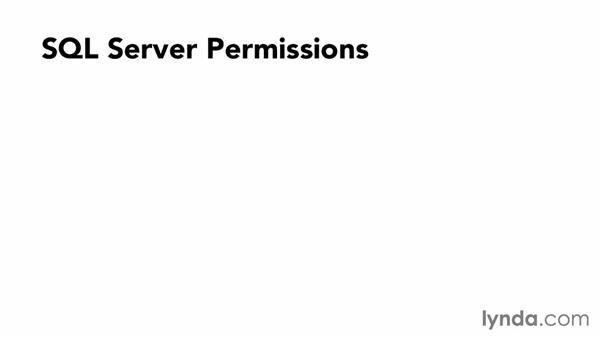 SQL Server permissions: Securing SQL Server 2012