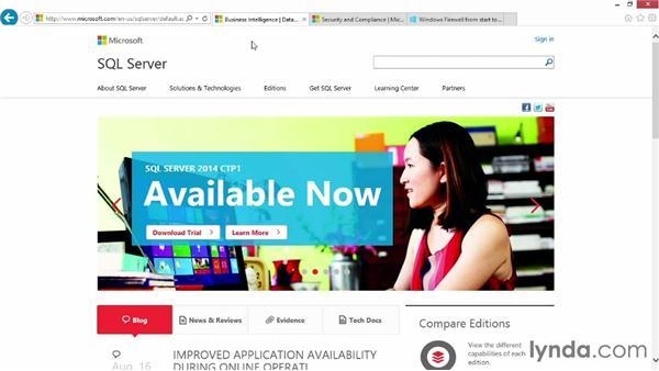 Next steps: Securing SQL Server 2012