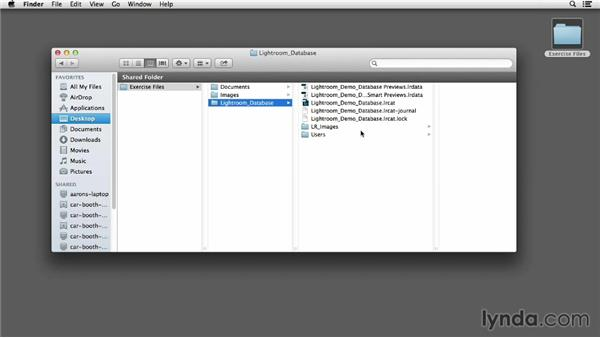 Using the exercise files: Color Management Fundamentals