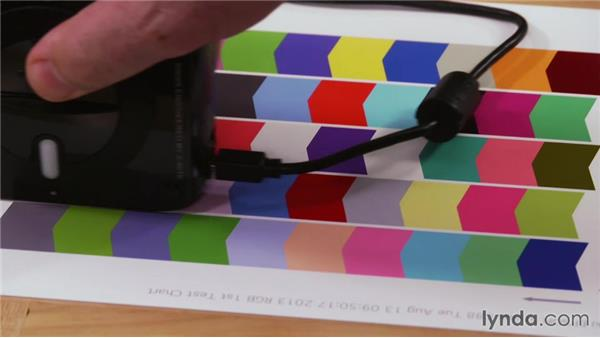 Creating a printer profile with ColorMunki Photo: Color Management Fundamentals