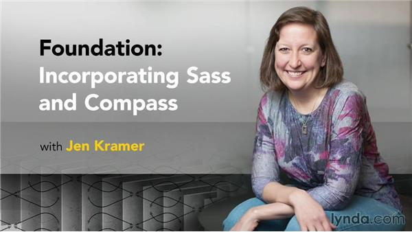 Goodbye: Foundation 4: Incorporating Sass and Compass