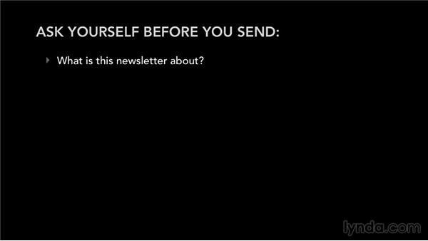 Designing a successful artist email newsletter: Mailing List Management for Musicians and Bands