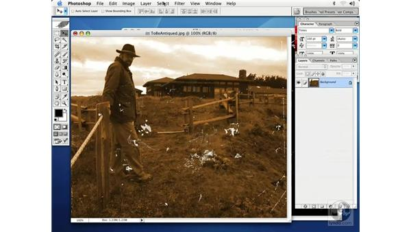 antique photo: Photorealism with Bert Monroy: Volume 2