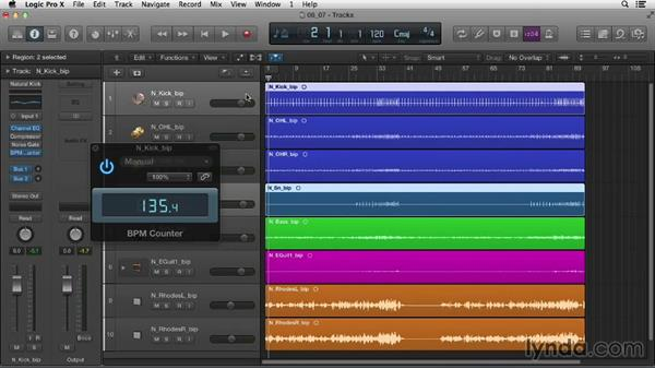 Welcome: Logic Pro X Essential Training