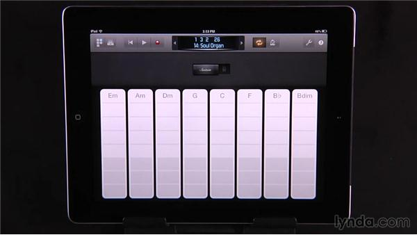 Jamming on iPad with Logic Remote: Logic Pro X Essential Training