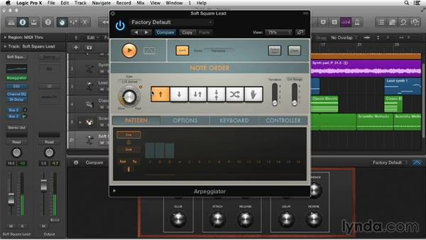 Exploring MIDI plugins: The Arpeggiator
