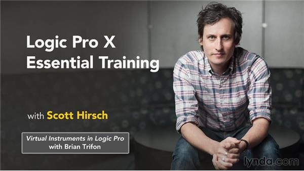 Next steps: Logic Pro X Essential Training