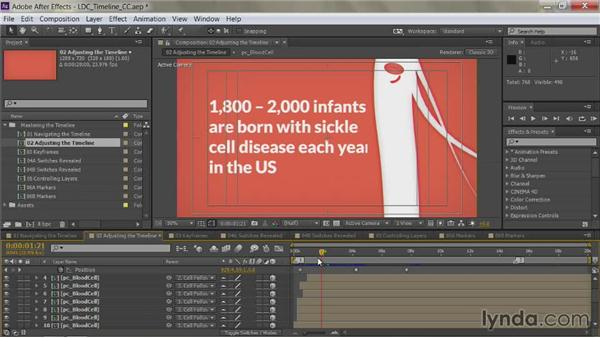 Using shy layers: After Effects Guru: Mastering the Timeline