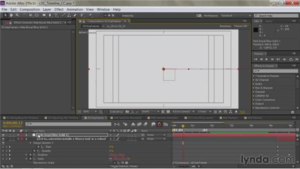 Autokeyframing: After Effects Guru: Mastering the Timeline