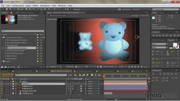 Draft 3D: After Effects Guru: Mastering the Timeline