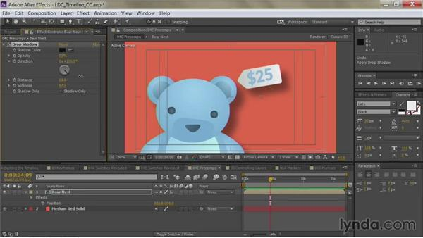 Collapse transformations: After Effects Guru: Mastering the Timeline