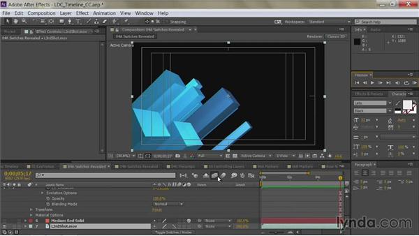 Frame blending: After Effects Guru: Mastering the Timeline