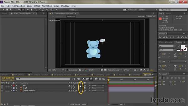 Motion blur: After Effects Guru: Mastering the Timeline