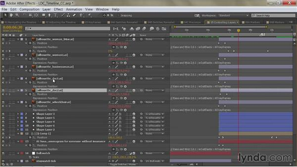 Nudge: After Effects Guru: Mastering the Timeline
