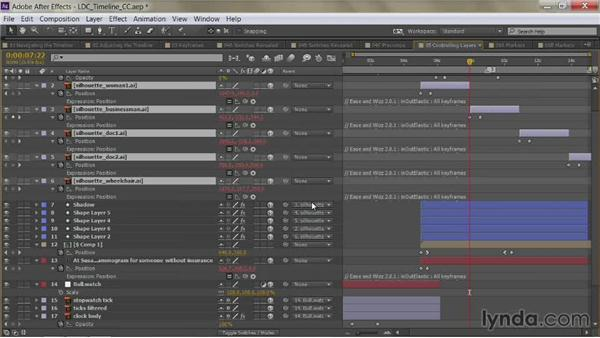 The Sequence Layers command: After Effects Guru: Mastering the Timeline