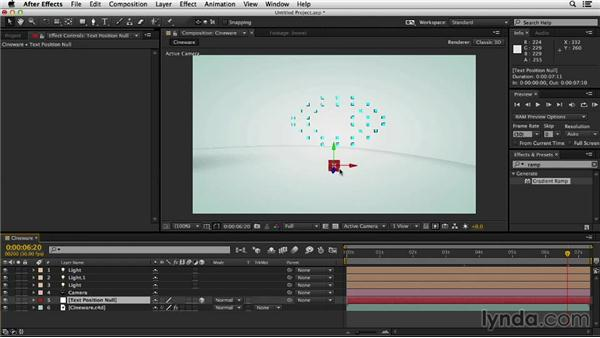 Importing footage and 3D data with CINEWARE: Mograph Techniques: Morphing Particles in CINEMA 4D