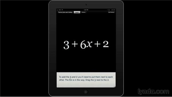 Algebra Touch: iPad Classroom: Apps for Educators